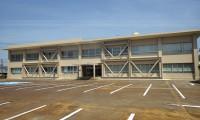 新潟地家裁三条支部庁舎(14)耐震改修工事
