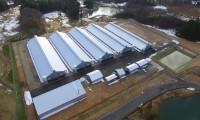 阿賀第1農場新築工事
